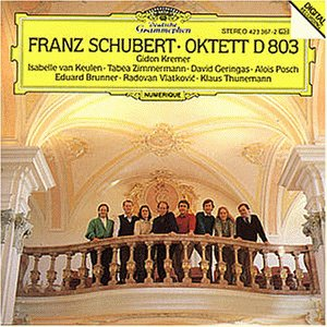 Schubert – Octet D 803