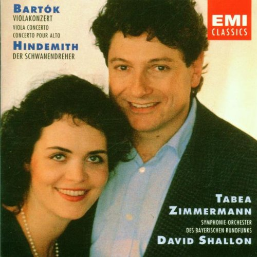 Bartók, Hindemith – Viola Concerto · Der Schwanendreher