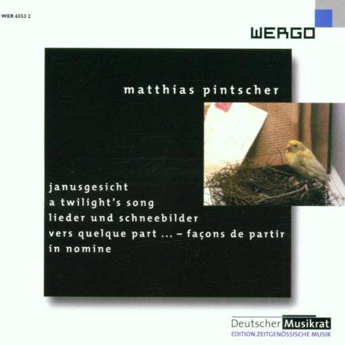 Matthias Pintscher – Junusgesicht