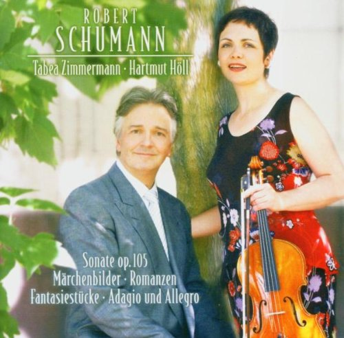Schumann – Works for Viola and Piano