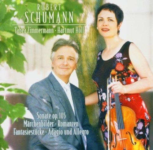 Schumann – Werke für Viola und Klavier