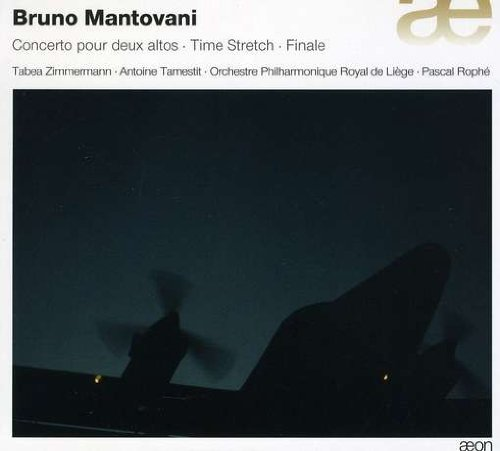 Bruno Mantovani – Concerto pour deux altos, Time Stretch, Finale