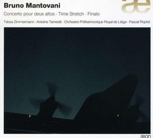 Bruno Mantovani – Concerto pour deux altos, Time Stretch, Finale