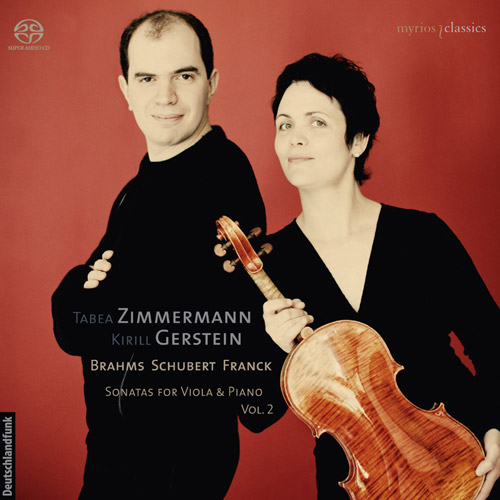 Brahms, Schubert, Frank – Sonatas For Viola & Piano Vol. 2