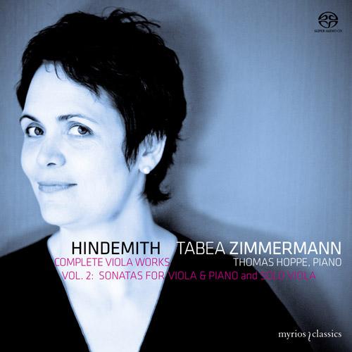 Hindemith – Complete Viola Works Vol. 2: Sonatas for Viola & Piano and Solo Viola