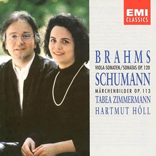 Brahms, Schumann – Sonaten op. 120 · Märchenbilder